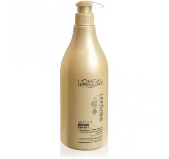 LOREAL L'Oreal Absolut Repair Lipidium Serie Expert Shampoo