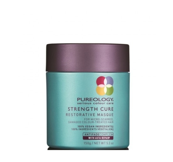 PUREOLOGY Pureology Strength Cure Restorative Masque 150 g