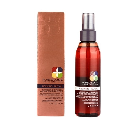 PUREOLOGY Pureology Reviving Illuminating Caring Oil 125ml