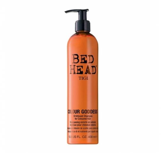 Tigi Tigi Bed Head Colour Goddess Oil Infused Shampoo 400 ml