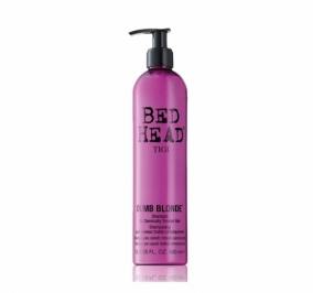 Tigi Tigi Bed Head Dumb Blonde Shampoo 400 ml