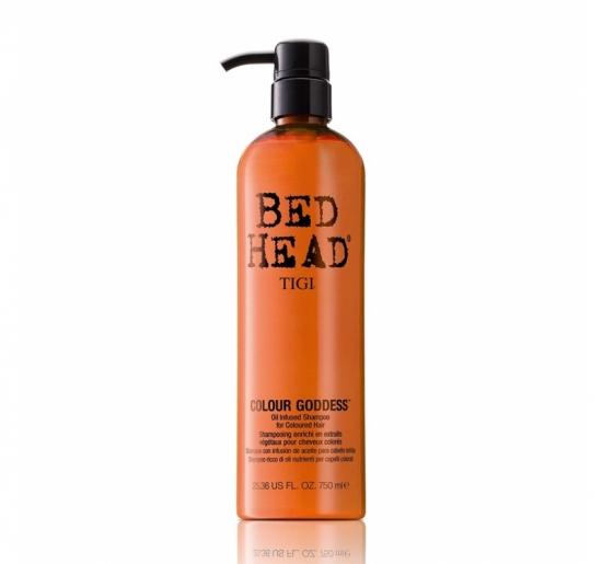 Tigi Tigi Bed Head Colour Goddess Oil Infused Shampoo 750 ml