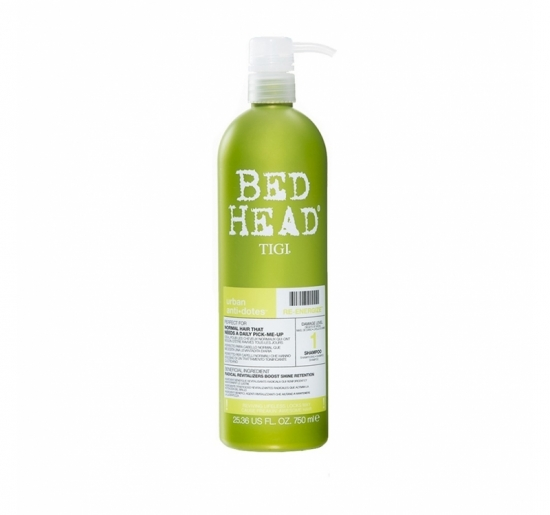 Tigi Tigi Bed Head Re-Energize Shampoo Livello 1 750 ml