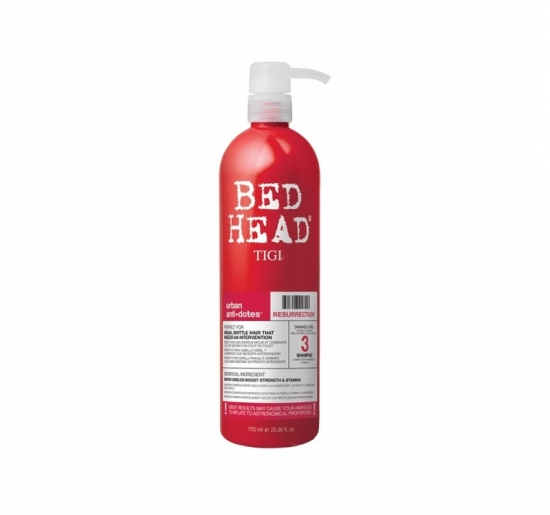 Tigi Tigi Bed Head Resurrection Shampoo Livello 3 750 ml