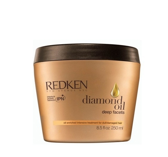 REDKEN Redken Diamond Oil Deep Facets Mask 250 ml