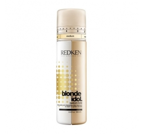 Redken Blonde Idol Conditioner Custome-Tone Gold for Warm Blondes 196 ml