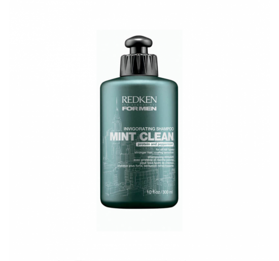 REDKEN Redken For Men Mint Clean Shampoo 300 ml