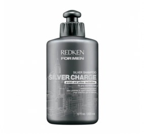 Redken For Men Silvercharge Shampoo 300 ml