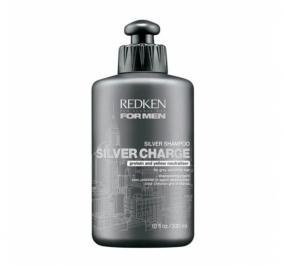 Redken For Men Silvercharge Shampoo 300 ml