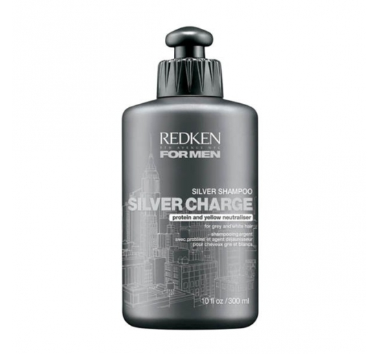 REDKEN Redken For Men Silvercharge Shampoo 300 ml