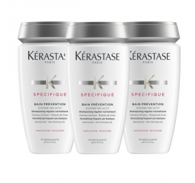 Kérastase Kérastase Bain Prevention x3