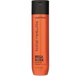 Total Results Mega Sleek Shampoo 300 ml Matrix