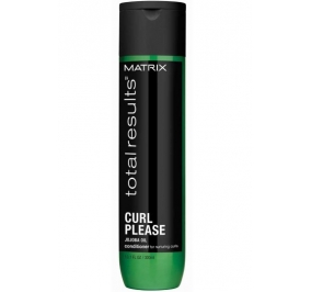 Total Results Curl Please Conditioner 300 ml Matrix