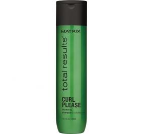Total Results Curl Please Shampoo 300 ml Matrix