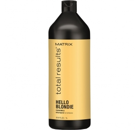 Matrix Total Results Hello Blondie Shampoo 1000 ml Matrix