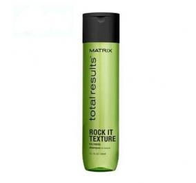 Total Results Rock It Texture Shampoo 300 ml Matrix