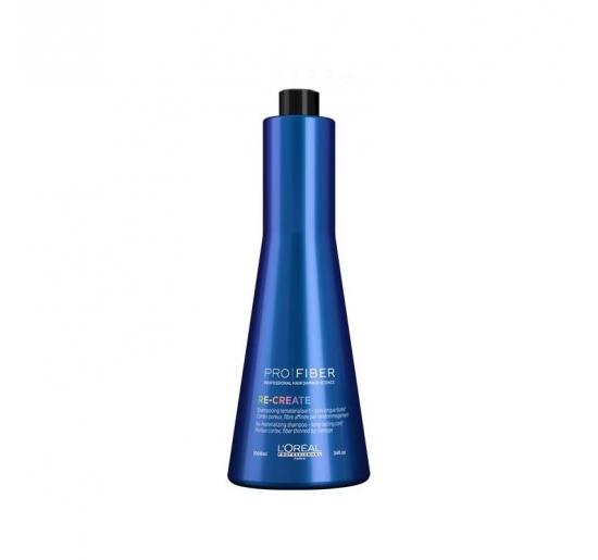 LOREAL Pro Fiber L'Oreal Shampoo Re-Create 1000 ml