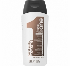REVLON Uniq One All In One Coconut Conditioning Shampoo 300ml