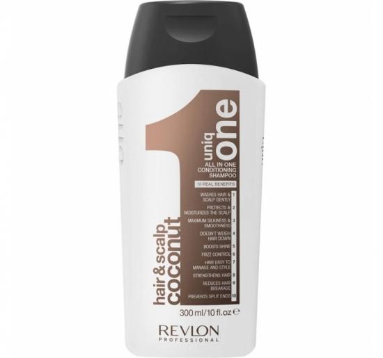 REVLON Uniq One All In One Coconut Conditioning Shampoo 300ml