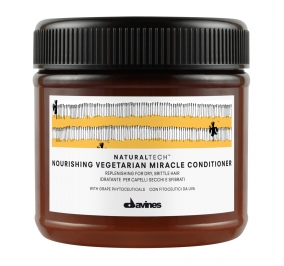 DAVINES NATURALTECH NOURISHING VEGETERIAN MIRACLE CONDITIONER