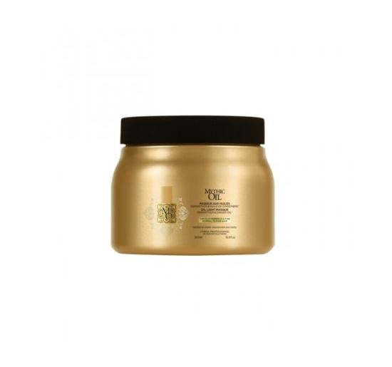 LOREAL L'Oreal Mythic Oil Masque Capelli Normali/Fini 500 ml