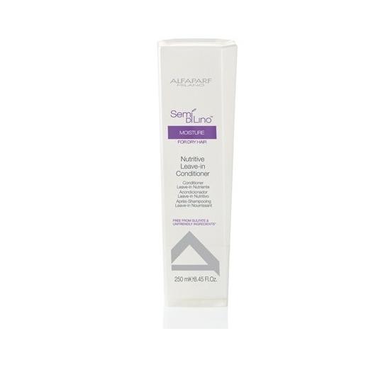 ALFAPARF Semi di lino Moisture Leave-In Conditioner 250 ml