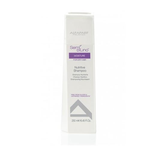 ALFAPARF Semi di lino Moisture Shampoo 250 ml Alfaparf