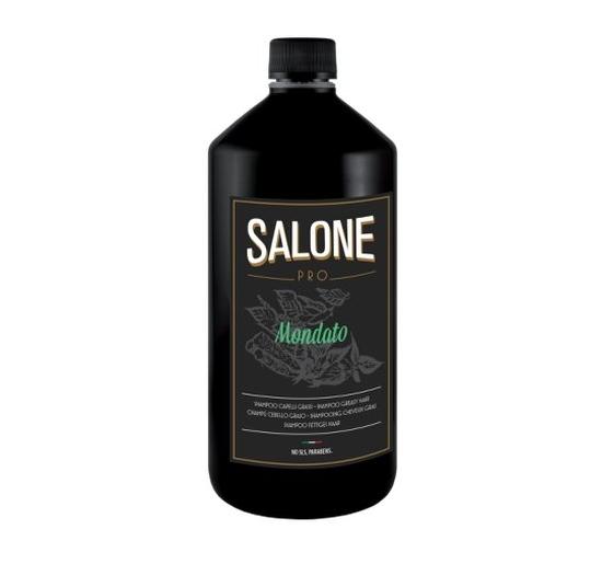 SALONE Salone Shampoo Uomo Cute Grassa 1000 ml Mondato