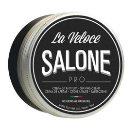 Salone Crema Barba Uomo da Rasatura 100 ml. La Veloce
