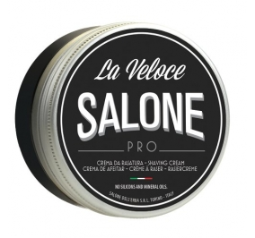 SALONE Salone Crema Barba Uomo da Rasatura 100 ml. La Veloce