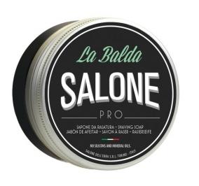 SALONE Salone Sapone da Barba Uomo Pre Rasatura 100 ml. La