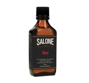 Salone Olio Barba Uomo Pre Rasatura 50 ml. Vero