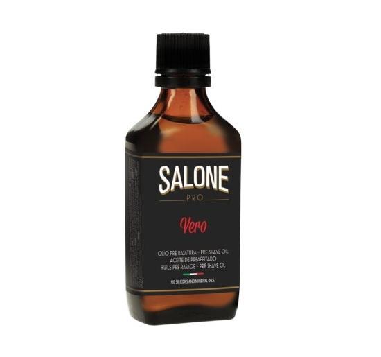 SALONE Salone Olio Barba Uomo Pre Rasatura 50 ml. Vero