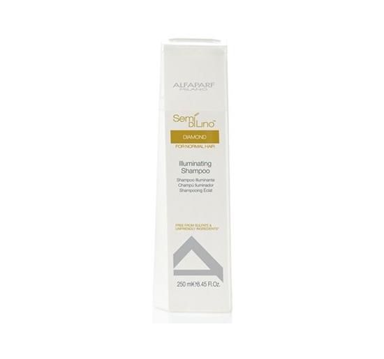 Semi di lino Diamond Illuminating Shampoo 250 ml Alfaparf