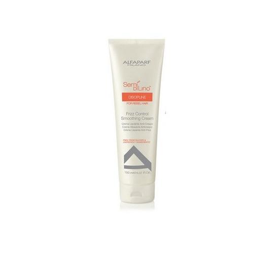 Semi di lino Discipline Frizz Control Smoothing Cream 150 ml