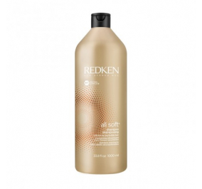 REDKEN All Soft Shampoo 1000 ml REDKEN