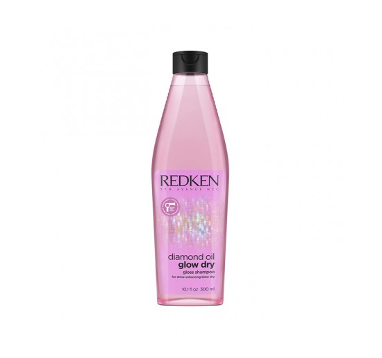 REDKEN Redken Diamond Oil Glow Dry Gloss Shampoo 300 ml