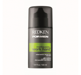 Redken Styling Men Work Hard Power Paste Pasta Modellante 100 ml