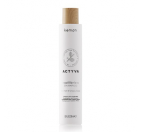 ACTYVA Actyva Equilibrio S-Shampoo Sebo 250 ml.