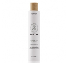 ACTYVA Actyva Equilibrio G-Shampoo Sebo 250 ml.