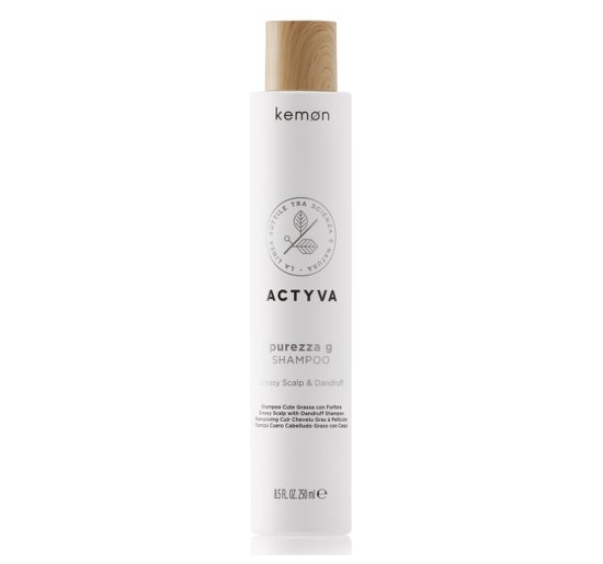 ACTYVA Actyva Purezza G-Shampoo Forfora/Grasso 250 ml.