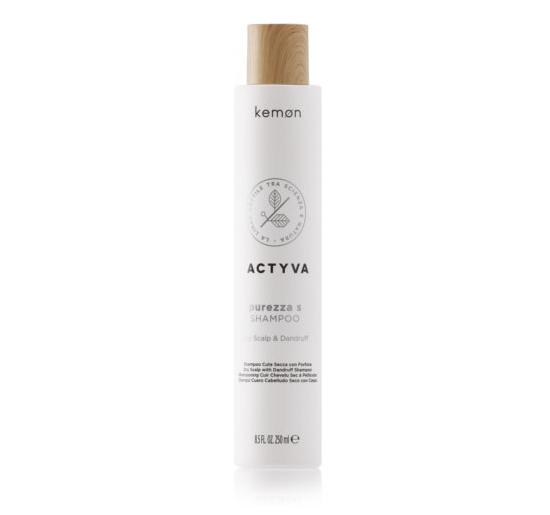 ACTYVA Actyva Purezza S-Shampoo Forfora Secca 250 ml.