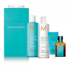 Kit Grande Moroccanoil Volume