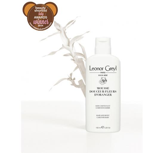 LEONOR GREYL Leonor Greyl Mousse Douceur Fleurs d'Oranger 150