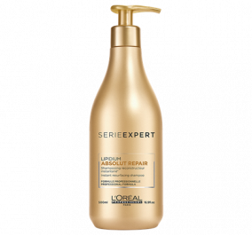 LOREAL SERIE EXPERT ABSOLUT REPAIR LIPIDIUM SHAMPOO 500 ML