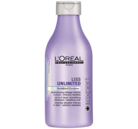 LOREAL SERIE EXPERT LISS UNLIMITED SHAMPOO 250 ML