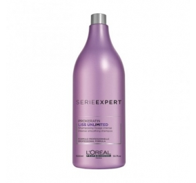 LOREAL SERIE EXPERT LISS UNLIMITED SHAMPOO 1500 ML