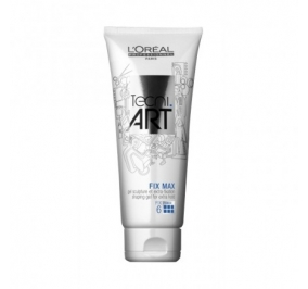 LOREAL TECNI ART FIX MAX GEL 200 ML