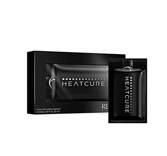 REDKEN HEATCURE SELF HEATING TREATMENT 25 ML X 4