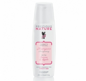ALFAPARF PRECIOUS NATURE THIRSTY HAIR SHAMPOO WITH BERRIES &